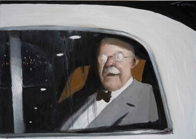 Julio Larraz, 'The Mole', 2021