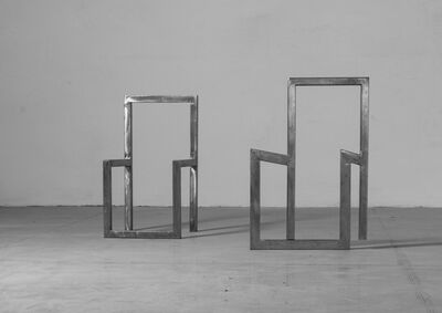 Sorin Neamtu, 'Almost Chairs', 2013