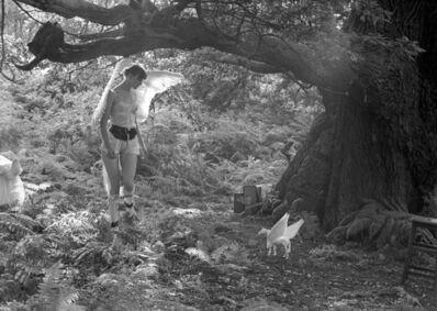 Rose English, 'Pegasus', 1975