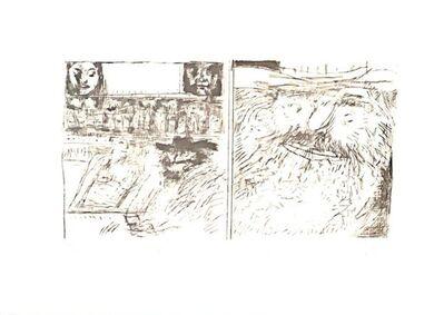 Gilberto Navarro, 'don felipe segundo en el bar', 2002