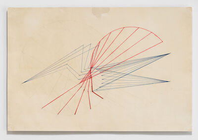 Waldemar Cordeiro, 'Untitled', ca. 1950