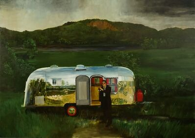 Michael Harrington, 'Airstream Lookout', 2019