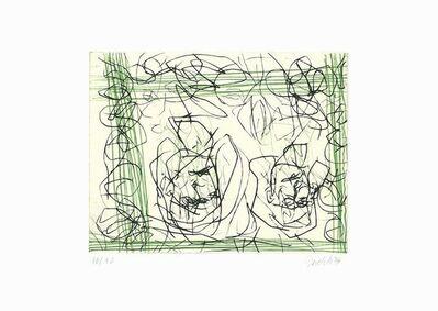 Georg Baselitz, 'Composition', 1994