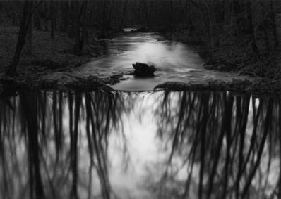 Paul Caponigro, 'Redding Stream, Connecticut', 1968