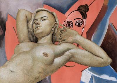 Michael Bergt, 'Demoiselle'