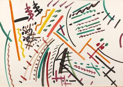 Yuriy Zlotnikov, 'Rhythmic construction'