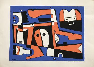 """José Gurvich, '""""Construcción cósmica, 1972""""'"""
