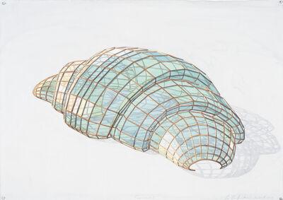 Los Carpinteros, 'Croissant I', 2013