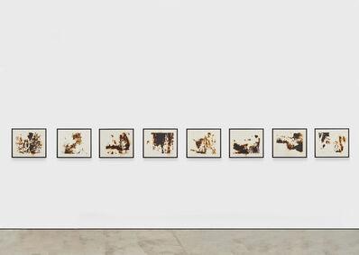 Teresita Fernández, 'Burned Landscape (America) 3', 2017