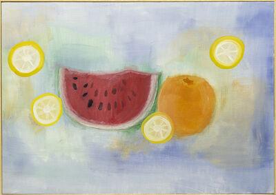 Paola Vega, 'Los limones voladores', 2020