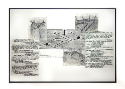 Vito Acconci, 'VD Lives / TV Must Die', 1978