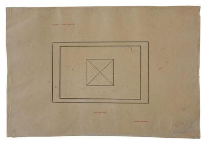 Antonio Dias, 'Papéis do Nepal', 1977