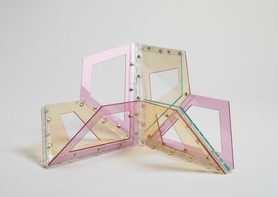 Marta Chilindron, 'Hollow 9 Trapezoids', 2018