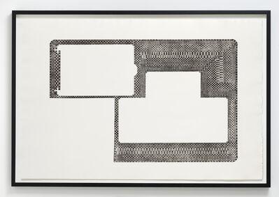 Cédric Eisenring, 'Untitled (Floorplan)', 2020