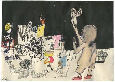 Eddie Martinez, 'Untitled', 2008