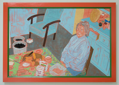 Patricia Patterson, 'Mary Alone', 1990