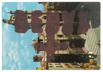 Joseph Beuys, 'Genova', 1976