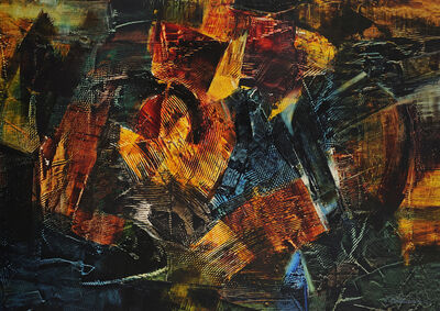 Ludwik Dutkiewicz, '(Untitled Abstract)', ca. 1965