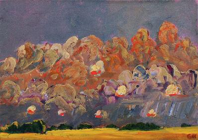 Gregory Hardy, 'Darkness, Purple Rain', 2019