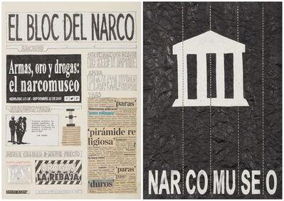 Camilo Restrepo, 'El Bloc Del Narco #14', 2016