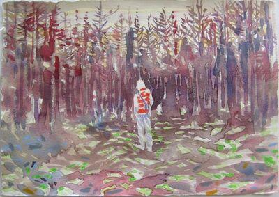 Dominic Shepherd, 'Burnt Forest', 2020