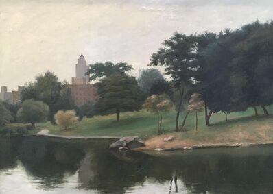 Alvin Ross, 'Lake at Central Park', 1961