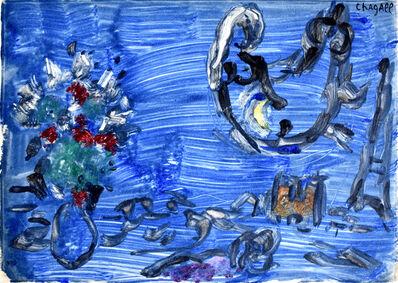 Marc Chagall, 'Bird-Woman | Femme-oiseau', 1962