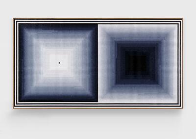 José Patrício, 'Expansão e retração tonal - Infinito', 2019