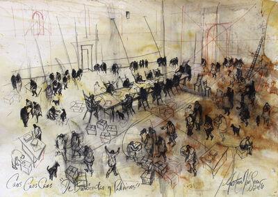 Gustavo Diaz Sosa, 'Series: De Burócratas y Padrinos', 2016