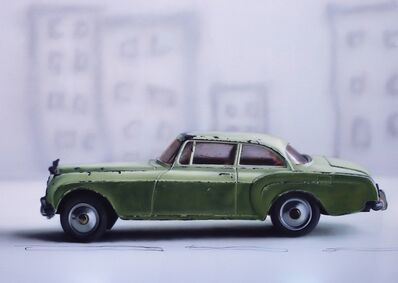 Donald Macdonald, 'Bentley'