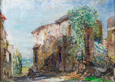 John Cobb, 'The Restoration of Ruined Habitations', 2018