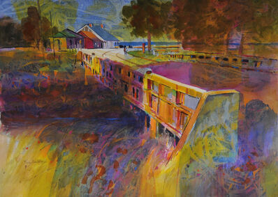 Gary Walters, 'Delta Bridge, Nitta Yuma, MS', 2019