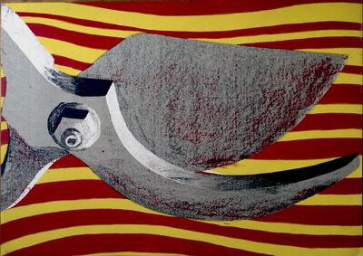 Carlos Gallardo, 'Tijeras de Podar', 1976