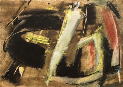 Gérard Schneider, 'Untitled', 1962