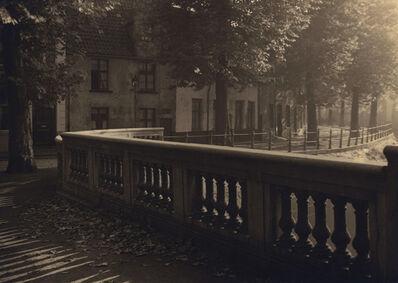 Alexis Delcroix, 'Automne à Bruges', 1930/1930