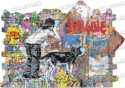Mr. Brainwash, 'Imagine', 2019