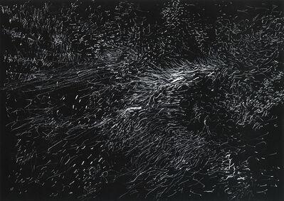 Naomie Kremer, 'White on Black II', 2003