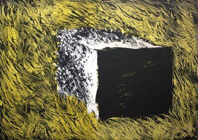 """Mattia Moreni, 'Un pezzo di """"sugar-baby"""" su campo pelliccia', 1971"""