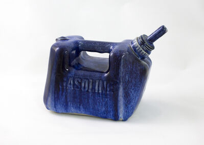 Matthias Merkel Hess, 'Blitz 1 Gallon Gas Can', 2013