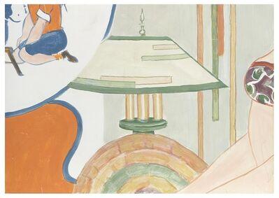 George Schneeman, 'Lamp/Table', 2000