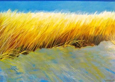 Ellen Sinel, 'Grasses in Reflection II', 2013
