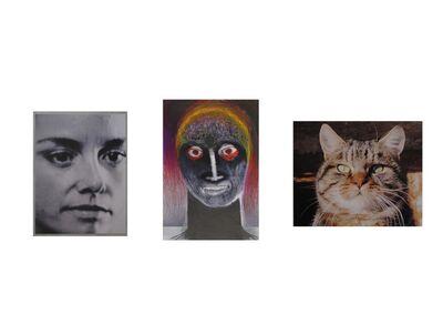 Miriam Cahn, 'über zeichnen nachdenken', 12.2.11