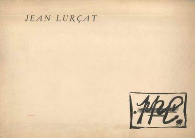 Jean Lurçat, 'Eight Artworks', 1933