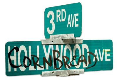 Cornbread, 'Cornbread Hollywood Ave', 2019