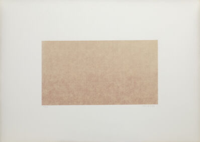 David Diao, 'Untitled', 1969