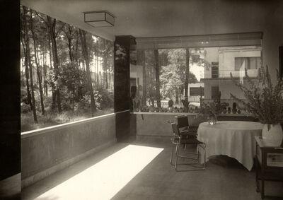 Walter Gropius, 'Masters' House Interior', 1926-1932