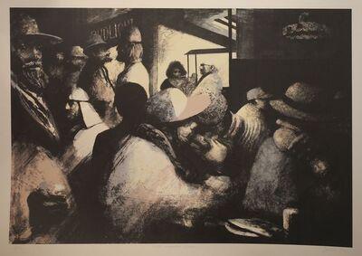 Bill Jacklin, 'The Sandwich Eaters', 1987