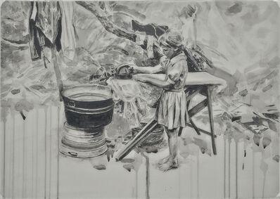 Hung Liu 刘虹, 'Ironing 1/3'