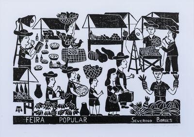 Severino Borges, 'Feira Popular', 2004