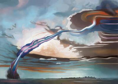 Kai Schiemenz, 'Twister', 2005